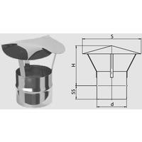 Зонт -Д (430/0,5мм) D115 fm24.115.1.F. Интернет-магазин Vseinet.ru Пенза