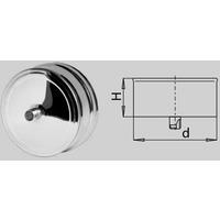 Конденсатоотвод для трубы (430/0,5мм) D100 внешняя fm21.100.1.F. Интернет-магазин Vseinet.ru Пенза