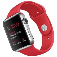 APPLE Watch 42mm with Red Sport Band MLLE2RU/A. Интернет-магазин Vseinet.ru Пенза