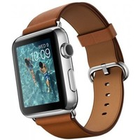 APPLE Watch 42mm with Saddle Brown Classic Buckle MLC92RU/A. Интернет-магазин Vseinet.ru Пенза