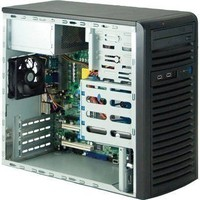 Корпус SuperMicro CSE-731i-300B Tower 300W. Интернет-магазин Vseinet.ru Пенза
