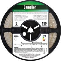 Camelion SLW-5050-30-C05 5m IP65 Green. Интернет-магазин Vseinet.ru Пенза