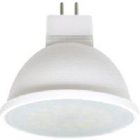 Светодиодная лампа ECOLA M2RV70ELC MR16 7,0W 220V GU5.3 4200K матовое стекло (композит) 48X50. Интернет-магазин Vseinet.ru Пенза