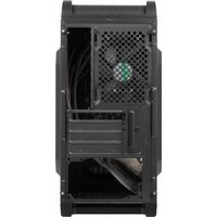 Корпус Aerocool Qs-240 черный w/o PSU mATX 5x120mm 2xUSB2.0 1xUSB3.0 1xE-SATA audio. Интернет-магазин Vseinet.ru Пенза