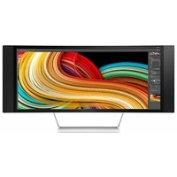 "Монитор HP 34"" Z34c черный VA LED 14ms 21:9 HDMI матовая 350cd 178гр/178гр 3440x1440 DisplayPort QHD 9.83кг. Интернет-магазин Vseinet.ru Пенза"