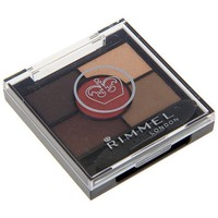 Тени для век Rimmel Glam'eyes HD 5-Colour Eye Shadow, тон  #022   1246422, Rimmel. Интернет-магазин Vseinet.ru Пенза