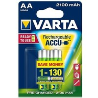 аккумулятор Varta Ready2Use R6 / 2100mAh / BL2 56706.101.402/412. Интернет-магазин Vseinet.ru Пенза