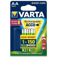 аккумулятор Varta Ready2Use R6 / 2400mAh / BL2 56756.101.402. Интернет-магазин Vseinet.ru Пенза