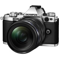 Olympus OM-D E-M5 Mark II Kit 12-40 mm F/2.8 Silver-Black. Интернет-магазин Vseinet.ru Пенза