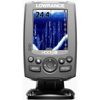 Эхолот Lowrance Hook-3x DSI Fishfinder with (000-12636-001) (455/800). Интернет-магазин Vseinet.ru Пенза