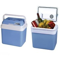 Холодильник автомобильный Mystery MTC-24, 24,0 л, синий. Интернет-магазин Vseinet.ru Пенза