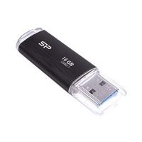 Флешка Silicon Power Blaze  B02  16Гб, USB 3.1, черный (SP016GBUF3B02V1K). Интернет-магазин Vseinet.ru Пенза