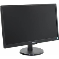 "Монитор Philips 23.8"" 240V5QDSB (00/01) черный ADS-IPS LED 16:9 DVI HDMI матовая 250cd 1920x1080 D-Sub FHD 4.09кг. Интернет-магазин Vseinet.ru Пенза"