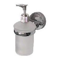САНАКС 1227 Дозатор для жидкого мыла прозрачный- настенный. Интернет-магазин Vseinet.ru Пенза