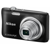 "Фотоаппарат Nikon CoolPix A100 черный 20Mpix Zoom10x 2.7"" 720p SDXC CCD 1x2.3 IS el 10minF/Li-Ion. Интернет-магазин Vseinet.ru Пенза"
