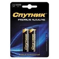 Батарейка СПУТНИК PREMIUM ALKALINE LR6/2B (24). Интернет-магазин Vseinet.ru Пенза