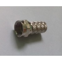 ATCOM (АТ5399) RG6 F-connector male. Интернет-магазин Vseinet.ru Пенза