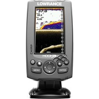 Эхолот Lowrance Hook-4x Mid/High (000-12640-001). Интернет-магазин Vseinet.ru Пенза