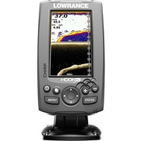 Эхолот Lowrance Hook-4x Mid/High/DownScan™ (000-12641-001). Интернет-магазин Vseinet.ru Пенза