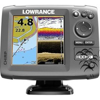 Эхолот Lowrance Hook-5 Mid/High/DownScan™ (000-12656-001). Интернет-магазин Vseinet.ru Пенза