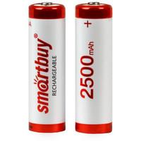 Аккумулятор AA SmartBuy SBBR-2A02BL2500, Ni-MH, 2500 mAh, 1.2 V (в упаковке 2 шт., цена за 1 шт.). Интернет-магазин Vseinet.ru Пенза