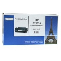 Blossom BS-HPQ7553A Black for HP LJ P2014/2015/M2727NF MFP. Интернет-магазин Vseinet.ru Пенза