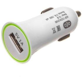 Автомобильное зарядное устройство OLTO CCH-2100, 1 А, белое