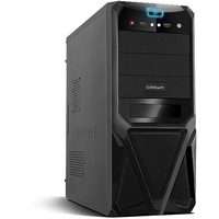 Корпус Crown CMC-SM161 black ATX (CM-PS450W smart). Интернет-магазин Vseinet.ru Пенза