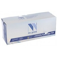 NV Print CE312A/CRG729 Yellow для HP LaserJet Color CP1025 1000k. Интернет-магазин Vseinet.ru Пенза