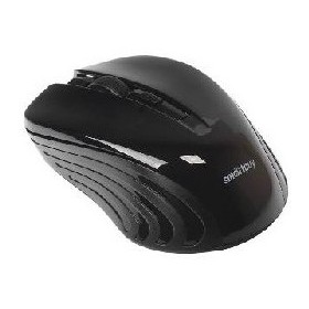 Мышь SmartBuy SBM-340AG беспроводная, USB, черная