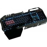 Клавиатура A4Tech Bloody B418 проводная, USB, черный . Интернет-магазин Vseinet.ru Пенза