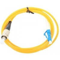 VCOM Optical Patch Cord LC-FC UPC Simplex 1m VSU301-1M. Интернет-магазин Vseinet.ru Пенза