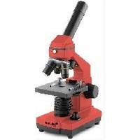Микроскоп LEVENHUK RAINBOW 2L PLUS ORANGE\Апельсин. Интернет-магазин Vseinet.ru Пенза
