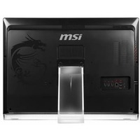 "Моноблок MSI Gaming 27 6QD-009RU 27"" Full HD i5 6400 (2.4)/8Gb/1Tb/SSD256Gb/GTX970M 6Gb/DVDRW/Windows 10/GbitEth/WiFi/BT/TV/клавиатура/мышь/Cam/черный/красный 1920x1080. Интернет-магазин Vseinet.ru Пенза"