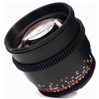 Samyang Sony E NEX MF 85 mm T1.5 AS IF UMC II VDSLR. Интернет-магазин Vseinet.ru Пенза