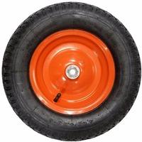 Колесо для тачки пневматическое 380мм арт.092805. Интернет-магазин Vseinet.ru Пенза