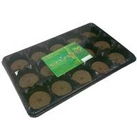 Комплект для рассады №3 24 таблетки (диам.41 мм)+2кассеты+лоток. Интернет-магазин Vseinet.ru Пенза