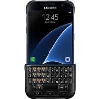 Чехол-клавиатура Samsung для Samsung Galaxy S7 Keyboard Cover черный (EJ-CG930UBEGRU). Интернет-магазин Vseinet.ru Пенза