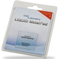 Coollaboratory Liquid MetalPad 1xCPU CL-MP-1C 580046. Интернет-магазин Vseinet.ru Пенза
