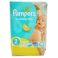 Подгузники Pampers Baby-Dry, Mini (3-6кг), 17 шт   1310858, Pampers. Интернет-магазин Vseinet.ru Пенза
