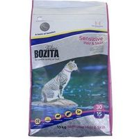 Сухой корм для кошек BOZITA Feline Funktion  Sensitive Hair & Skin 10 кг   1332332, BOZITA. Интернет-магазин Vseinet.ru Пенза