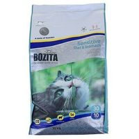 Сухой корм для кошек BOZITA Feline Funktion Sensitive Diet & Stomach  10кг   1332333, BOZITA. Интернет-магазин Vseinet.ru Пенза