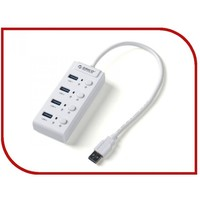 Orico W9PH4-WH 4-Ports White. Интернет-магазин Vseinet.ru Пенза