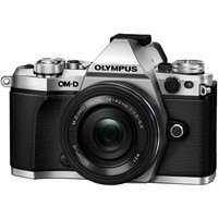 Olympus OM-D E-M5 Mark II Kit 14-42 mm EZ Silver-Black. Интернет-магазин Vseinet.ru Пенза