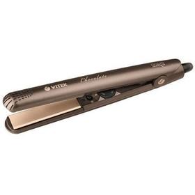 Выпрямитель Vitek VT-2307 CL, коричневый