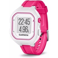 Garmin Forerunner 25 Small White-Pink 010-01353-31. Интернет-магазин Vseinet.ru Пенза