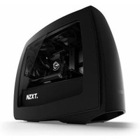 Корпус NZXT MANTA Window черный/черный w/o PSU miniITX 3x120mm 3x140mm 2xUSB3.0 audio bott PSU. Интернет-магазин Vseinet.ru Пенза