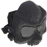 Маска для страйкбола KINGRIN Desert army group mask V5-Round mesh (Black) MA-56-BK   1347538, KINGRIN. Интернет-магазин Vseinet.ru Пенза