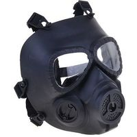 Маска для страйкбола KINGRIN V4 avengers cosplay toxic Gas M04 mask w/ Fan (Black) MA-27-BK   134755, KINGRIN. Интернет-магазин Vseinet.ru Пенза