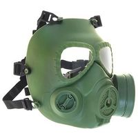 Маска для страйкбола KINGRIN V4 avengers cosplay toxic Gas M04 mask w/ Fan (OD) MA-27-OD   1347560, KINGRIN. Интернет-магазин Vseinet.ru Пенза